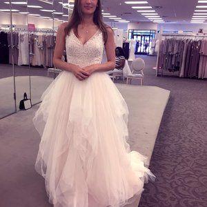 Wedding Dress - Size 4
